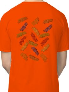 Fern Pattern T Shirt Classic T-Shirt