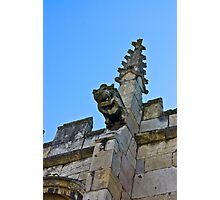 Gargoyle - St Olaves, Marygate,York Photographic Print
