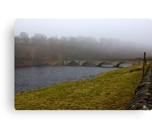 Early Morning - Leighton Reservior Canvas Print
