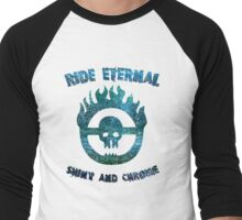 Ride Eternal Men's Baseball ¾ T-Shirt