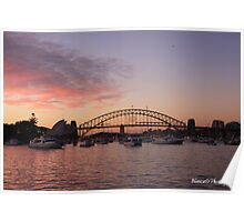 oh, sydney you are a beauty! Poster