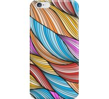 Candy Ribbon Pattern iPhone Case/Skin