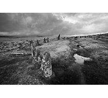 Scorhill Stone Circle Photographic Print