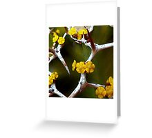 Hope Between the Thorns Greeting Card