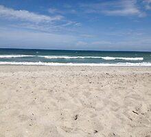 Day at the Beach by Ashleylynn11