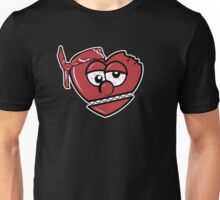Thot Heartbreakers Heart Shape  Unisex T-Shirt