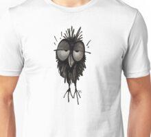 Funny Sleepy Owl Unisex T-Shirt