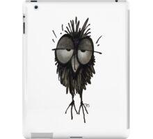 Funny Sleepy Owl iPad Case/Skin