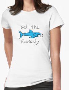Eat The Patriarchy Feminist Shark Shirt T-Shirt
