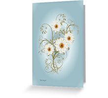 A Touch of Summer Greeting Card