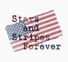 Stars and Stripes Forever by Charlotte Hertler