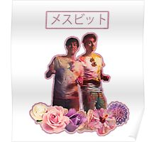 Phan-Aesthetic-Flower Design Poster