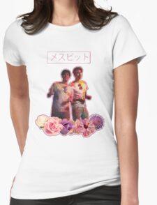 Phan-Aesthetic-Flower Design T-Shirt