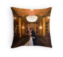 Grand Foyer Throw Pillow