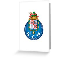 oporto Greeting Card