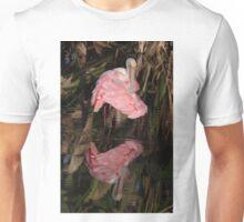 Roseate Spoonbill Unisex T-Shirt