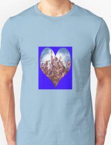 Pink Tree Blossoms Unisex T-Shirt