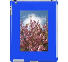 Pink Tree Blossoms iPad Case/Skin
