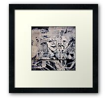 Past Arts Framed Print