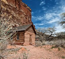 Fruita School House by Bryan Peterson