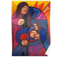 Mamona en Ocotlan Oaxaca Poster