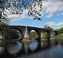 Old Stirling Bridge by ElsT