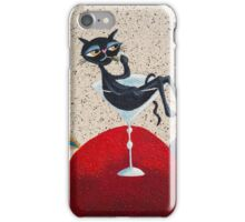 Cat Glass iPhone Case/Skin