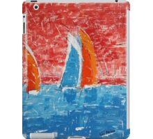 Sails away iPad Case/Skin