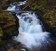 Moving Water by westkie