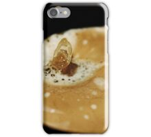 A Cup Of Hot Black Coffee iPhone Case/Skin