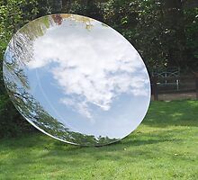 Anish Kapoor's Sky Mirror, Brighton by rightonian