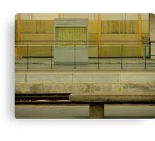 Bologna Centrale Canvas Print