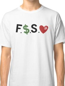 F Money Spread Love Forest Hills Drive  Classic T-Shirt