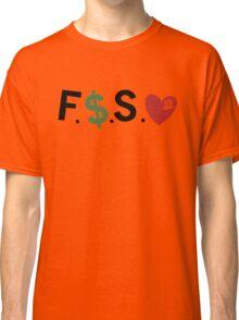 F Money Spread Love Forest Hills Drive  Classic T-Shirt