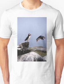 Leaping Puffin T-Shirt