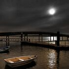 By The Light - Queenscliff - Victoria  by Frank Moroni