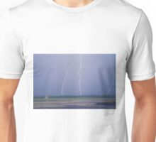3 Strikes! Unisex T-Shirt