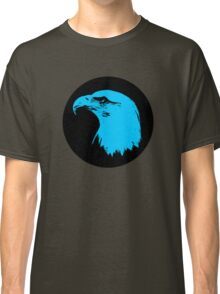 Bald Eagle in Blue T-Shirt Classic T-Shirt