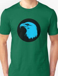 Bald Eagle in Blue T-Shirt T-Shirt