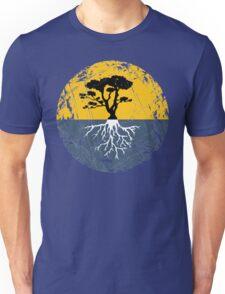 Tree of Life - Rustic Unisex T-Shirt