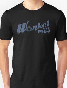 Wankel Blue Unisex T-Shirt
