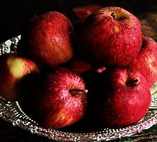 Still Life Apples by Evita