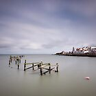 The Old Pier by Claire Hutton