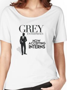 GREY ENTERPRISES HOLDINGS INC. Women's Relaxed Fit T-Shirt