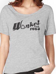 Wankel Black Women's Relaxed Fit T-Shirt