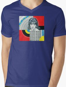 Natalie Mens V-Neck T-Shirt