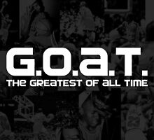 MJ Goat by tee4daily