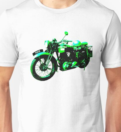 1940s Motorcycle T-Shirt