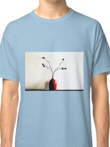 Red Vase Classic T-Shirt