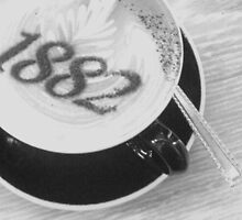 Caffe Vergnano 1882 Mocha Coffee, Charing Cross Road by LauraMahrous